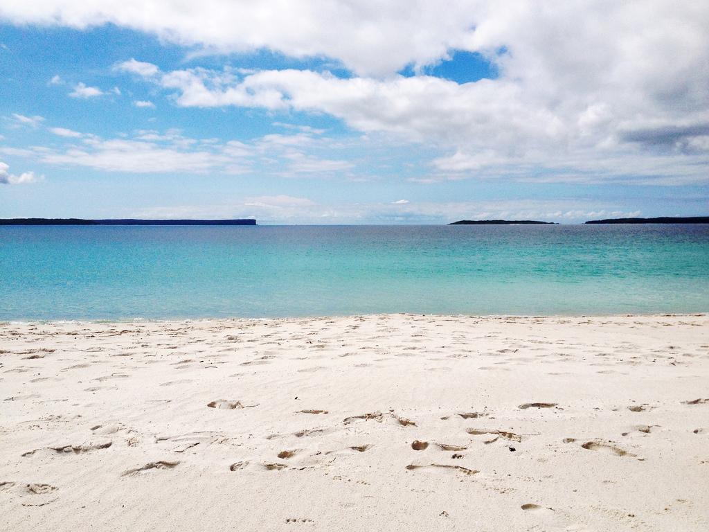 Пляж Хайамс в Австралии, фото 4