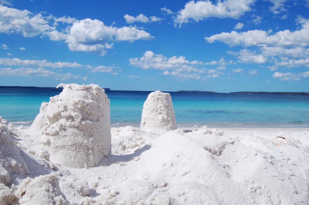 Пляж Хайамс в Австралии, фото 5