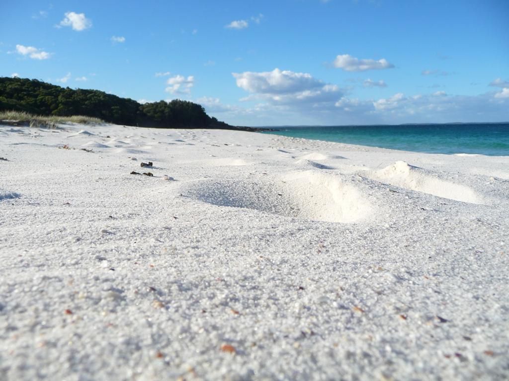 Пляж Хайамс в Австралии, фото 6