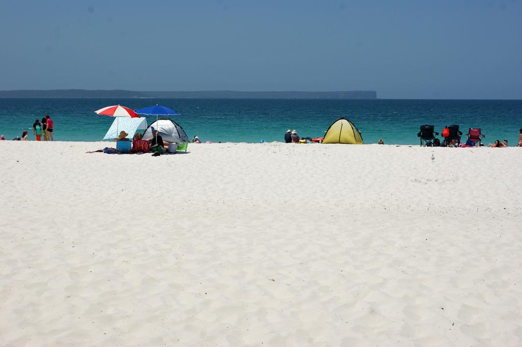 Пляж Хайамс в Австралии, фото 7