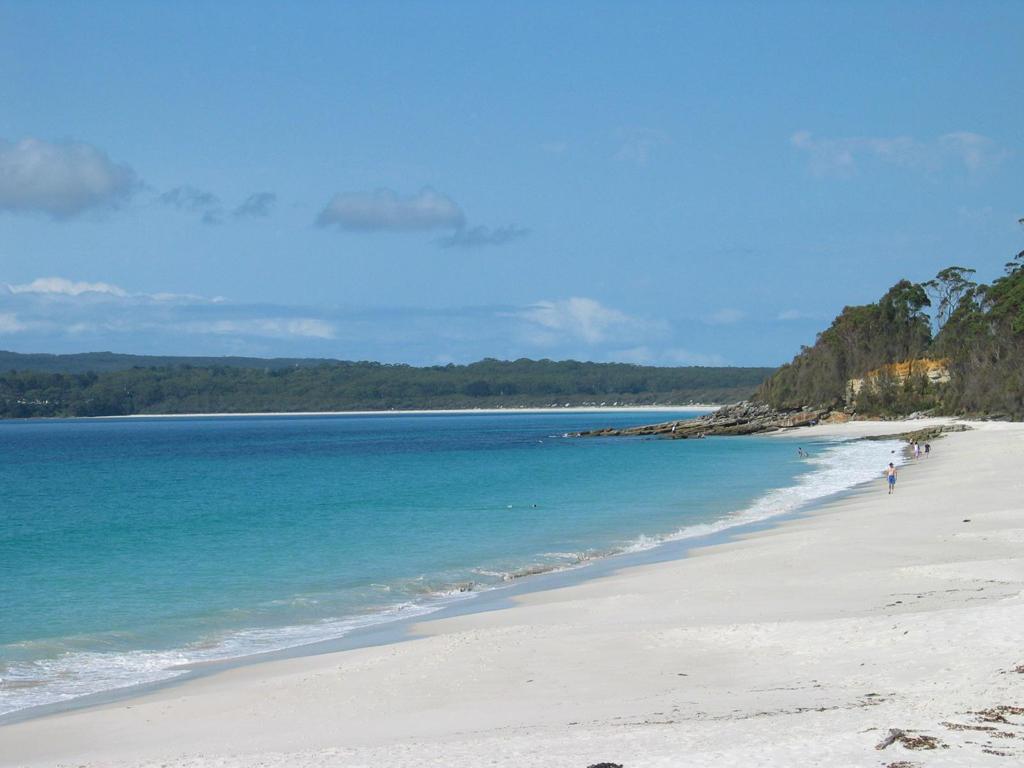 Пляж Хайамс в Австралии, фото 9