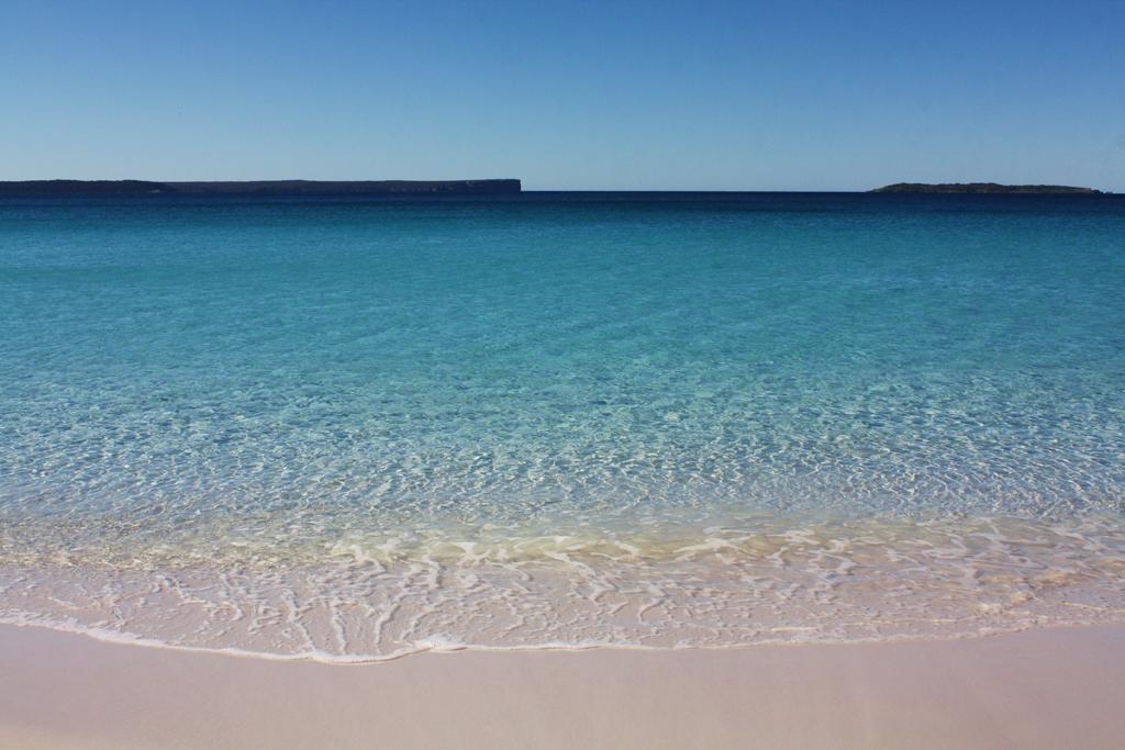 Пляж Хайамс в Австралии, фото 10