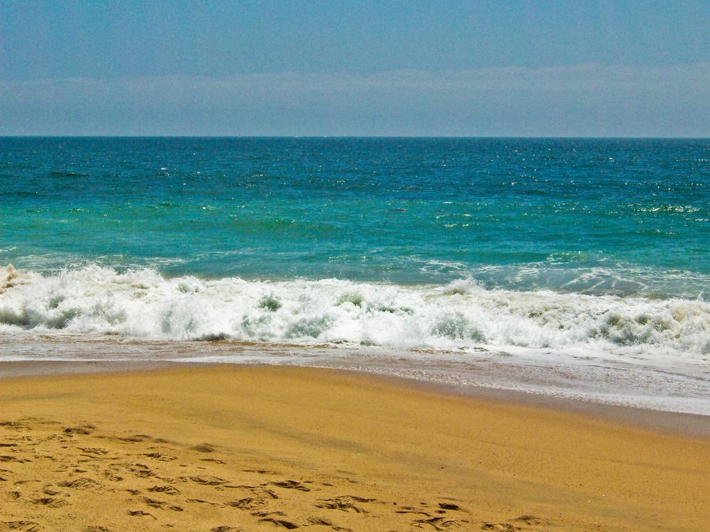 Пляж Альгарробо в Чили, фото 2