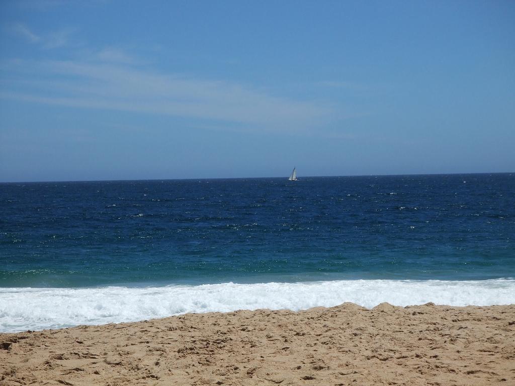 Пляж Альгарробо в Чили, фото 7