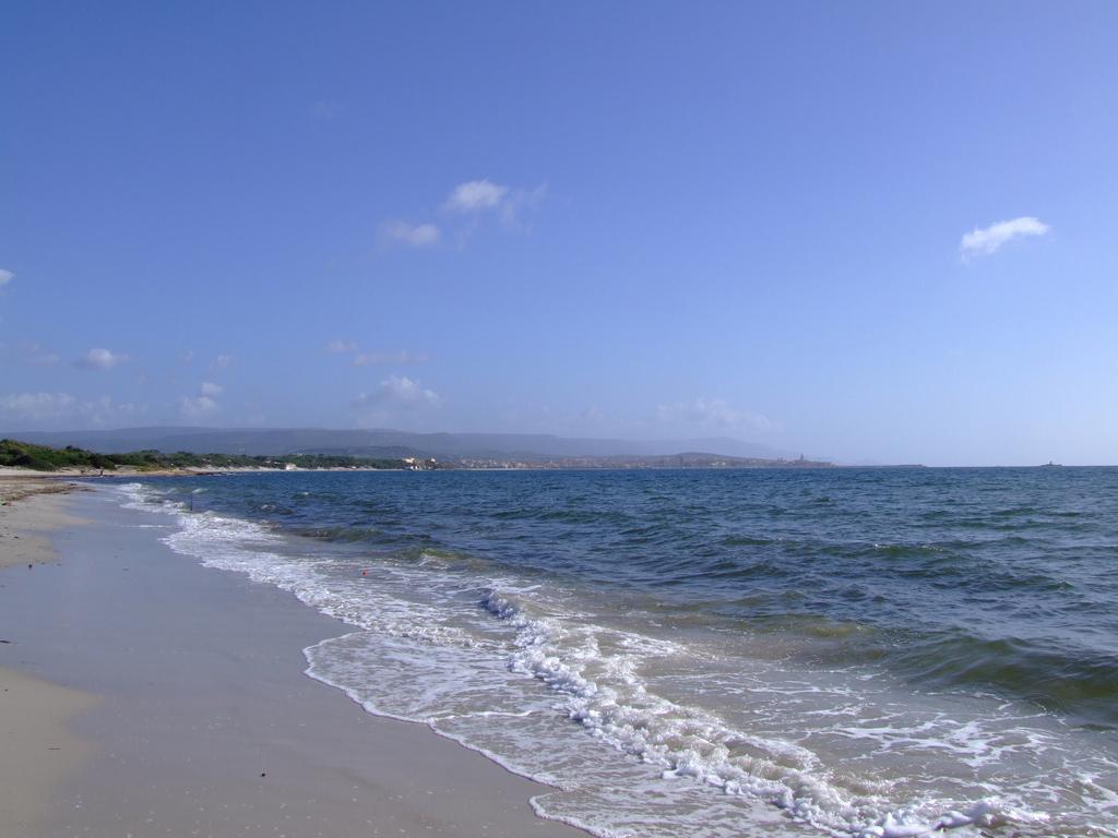Пляж Альгеро в Италии, фото 2