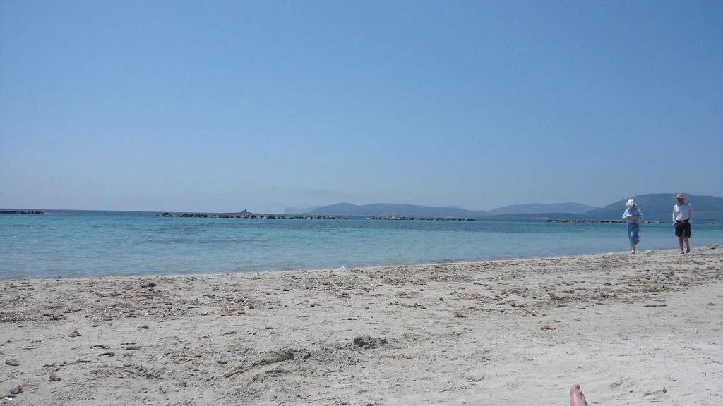 Пляж Альгеро в Италии, фото 3