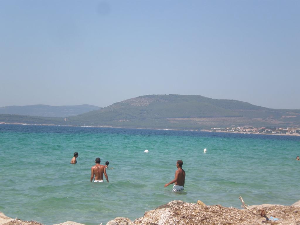 Пляж Альгеро в Италии, фото 6