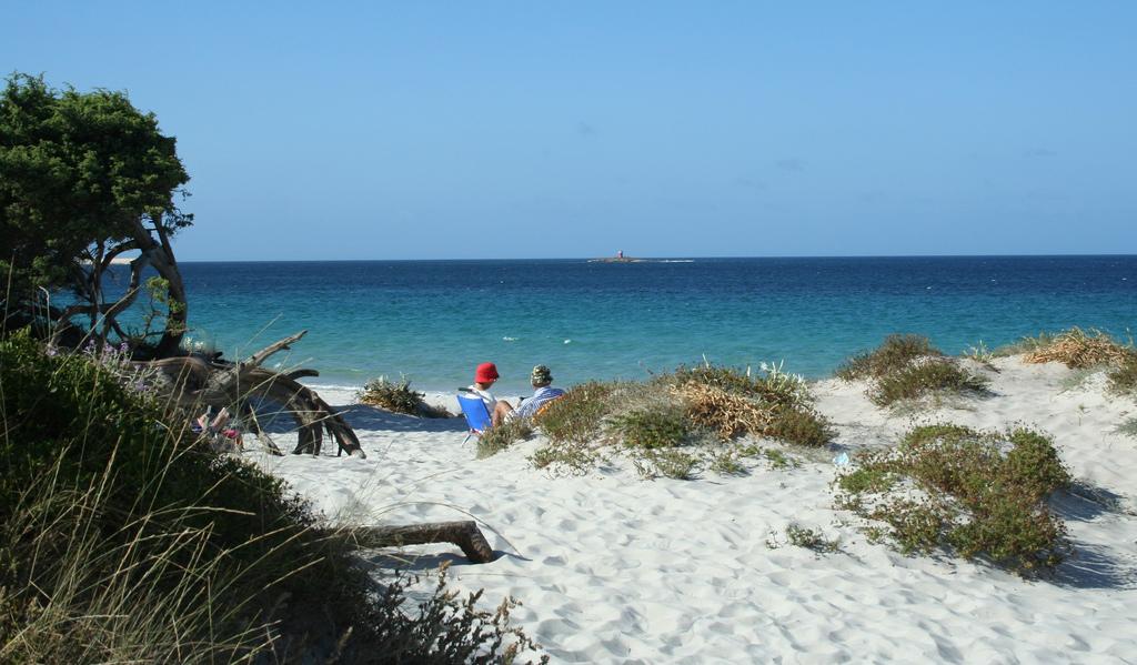 Пляж Альгеро в Италии, фото 8
