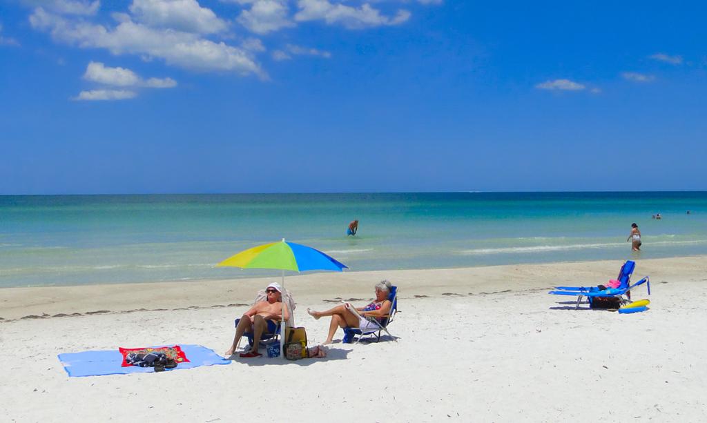 Пляж Бэйби Бич на Арубе, фото 1