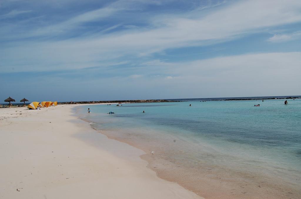 Пляж Бэйби Бич на Арубе, фото 5