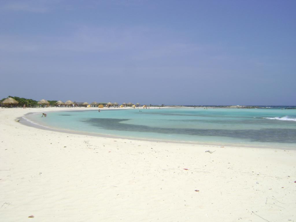 Пляж Бэйби Бич на Арубе, фото 6