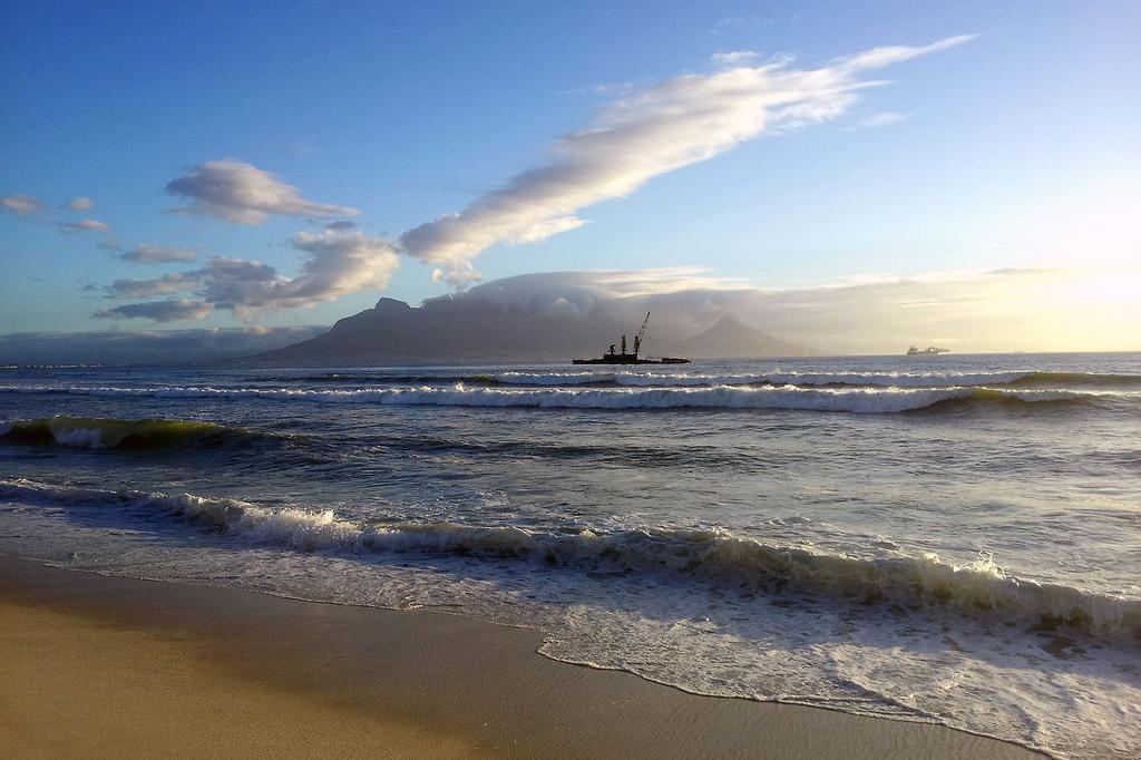 Пляж Блоубергстранд в ЮАР, фото 2
