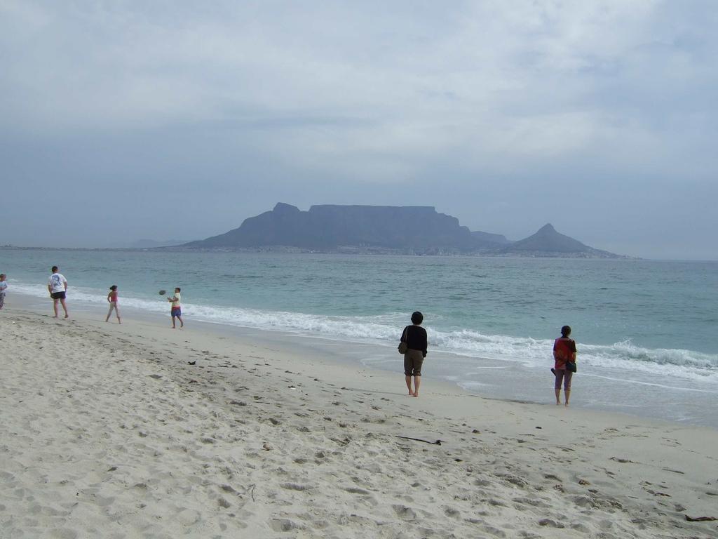 Пляж Блоубергстранд в ЮАР, фото 6