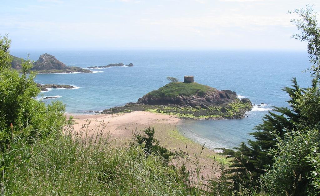 Пляж Бухта Портелет в Великобритании, фото 2