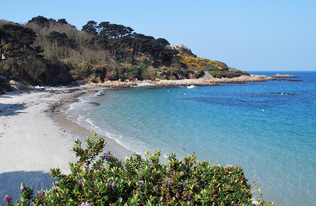 Пляж Бухта Портелет в Великобритании, фото 3