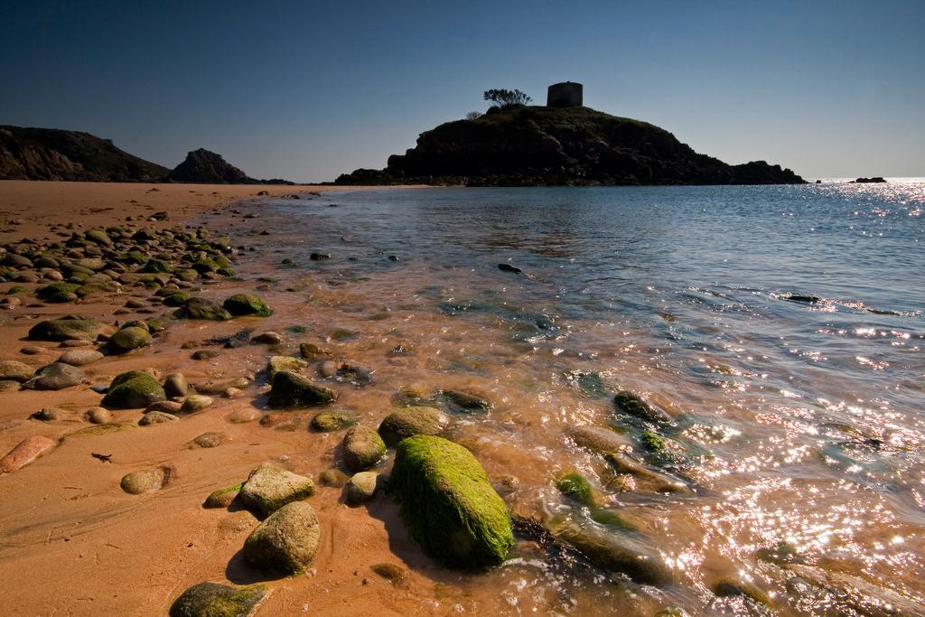 Пляж Бухта Портелет в Великобритании, фото 4
