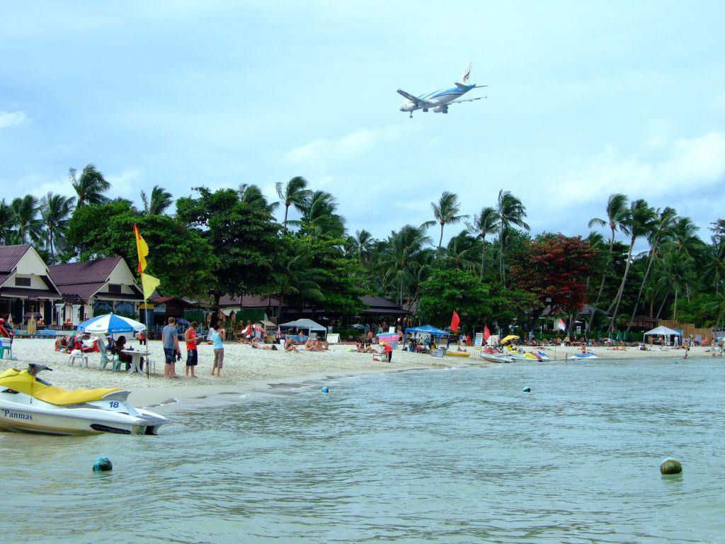 Пляж Чавенг в Таиланде, фото 7