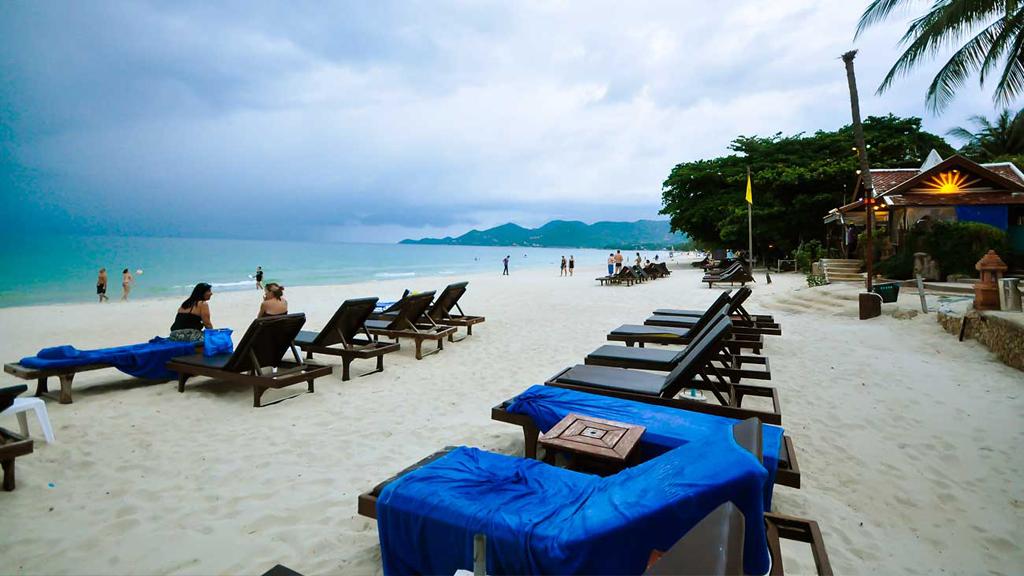 Пляж Чавенг в Таиланде, фото 8