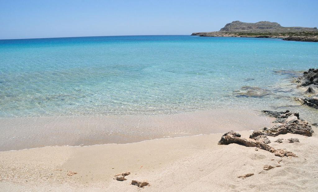 Пляж Диакофти в Греции, фото 4