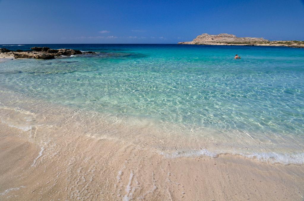 Пляж Диакофти в Греции, фото 5