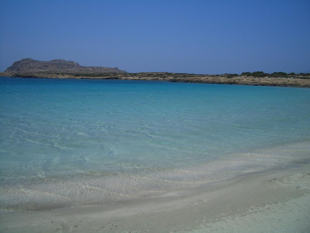 Пляж Диакофти в Греции, фото 6
