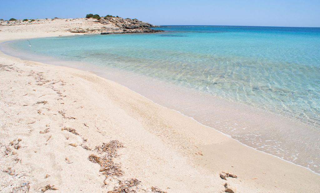 Пляж Диакофти в Греции, фото 8