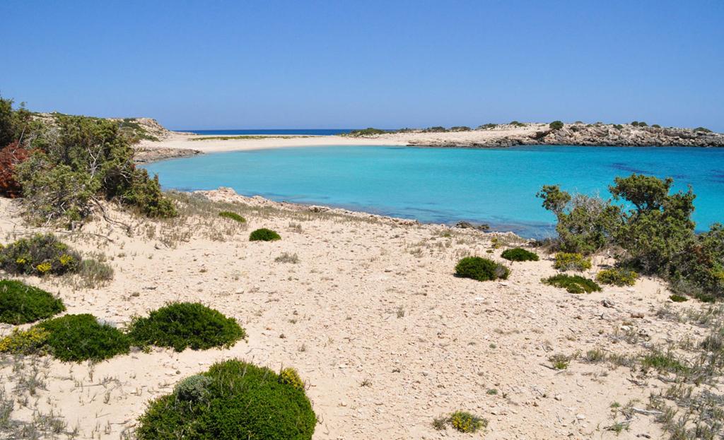 Пляж Диакофти в Греции, фото 9