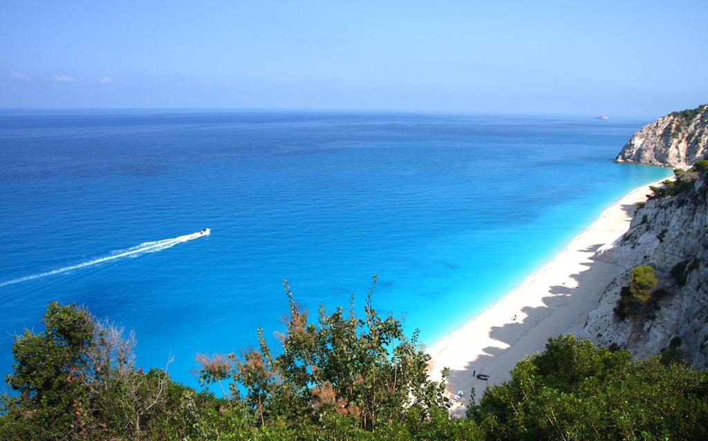 Пляж Эгремни в Греции, фото 2