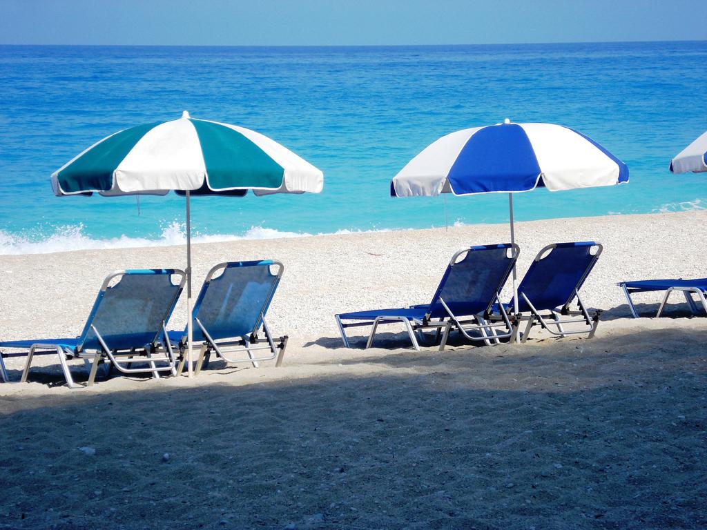 Пляж Эгремни в Греции, фото 4