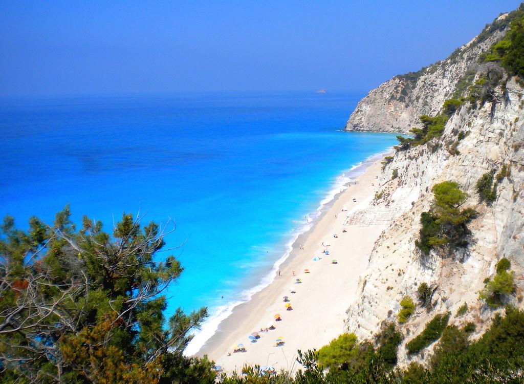 Пляж Эгремни в Греции, фото 6