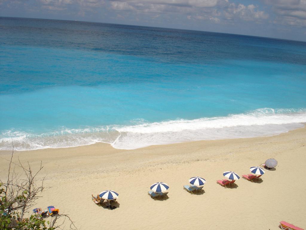 Пляж Эгремни в Греции, фото 8