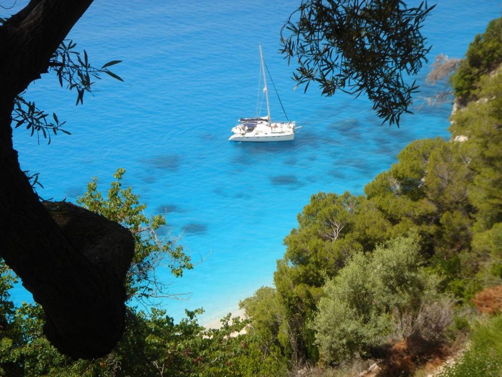 Пляж Эгремни в Греции, фото 12
