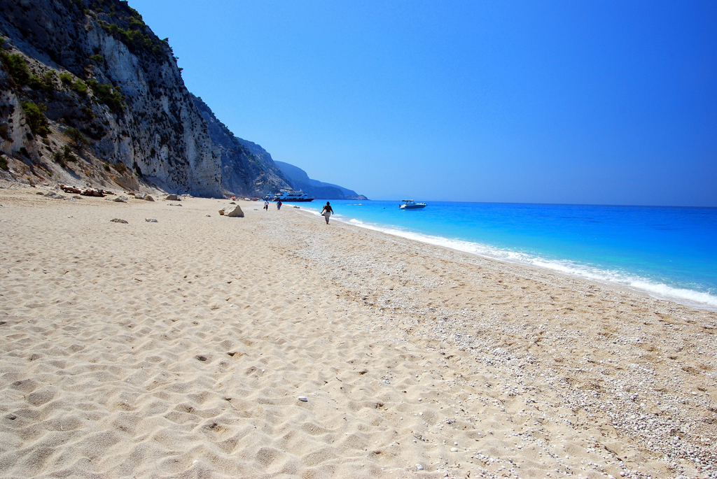 Пляж Эгремни в Греции, фото 13