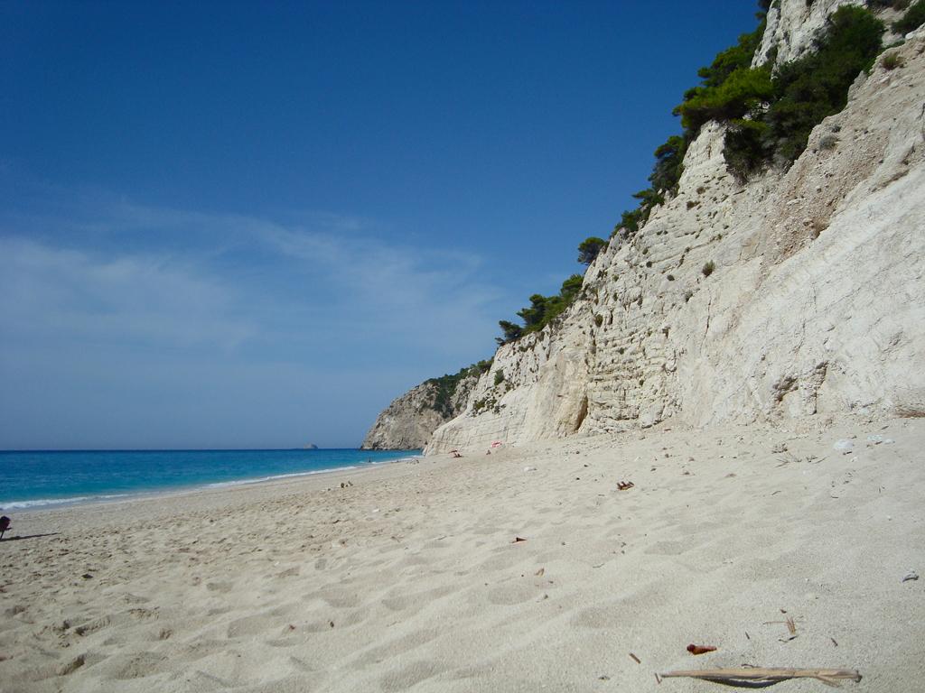 Пляж Эгремни в Греции, фото 15