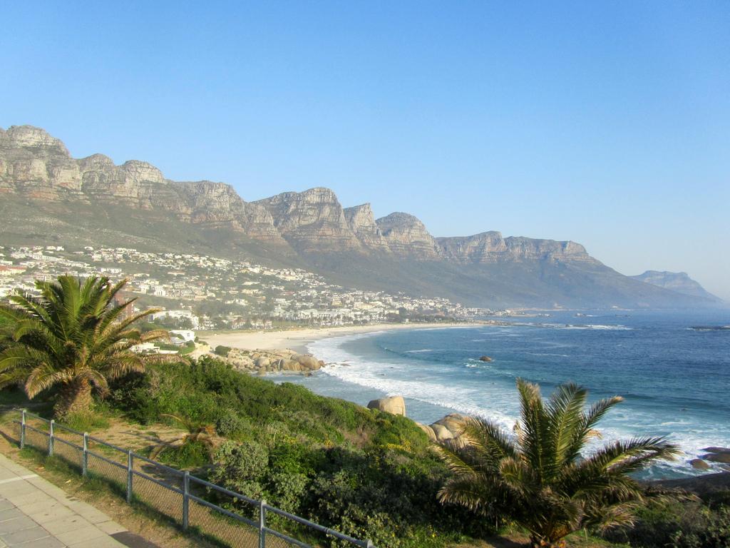 Пляж Клифтон в ЮАР, фото 3