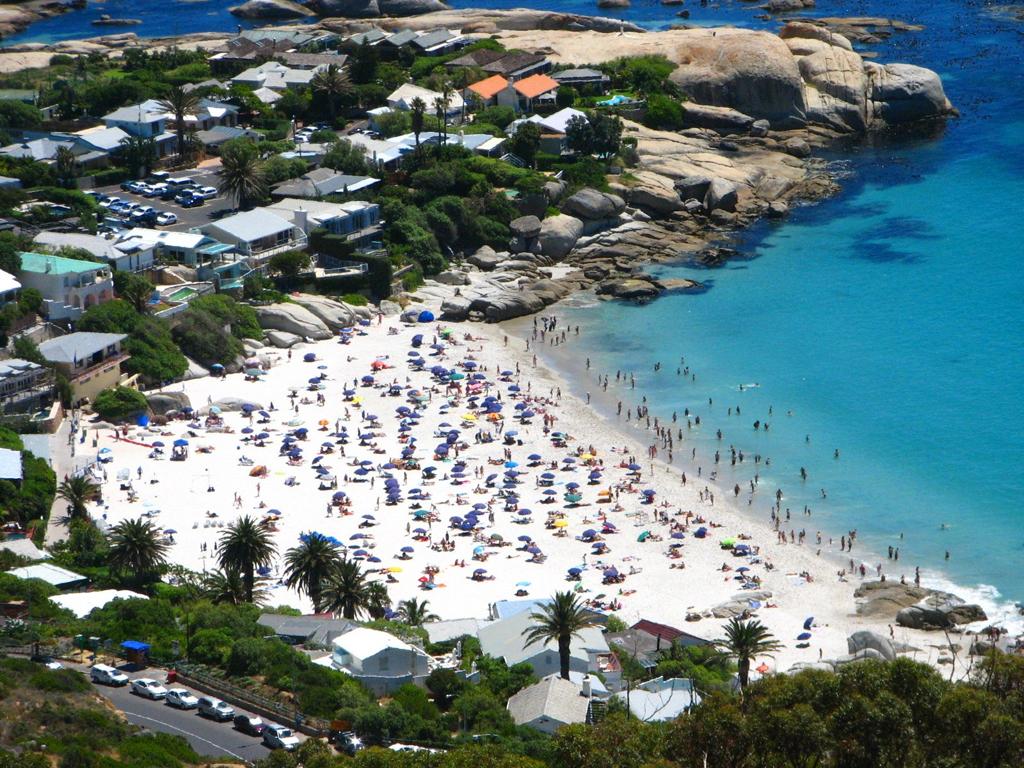 Пляж Клифтон в ЮАР, фото 5