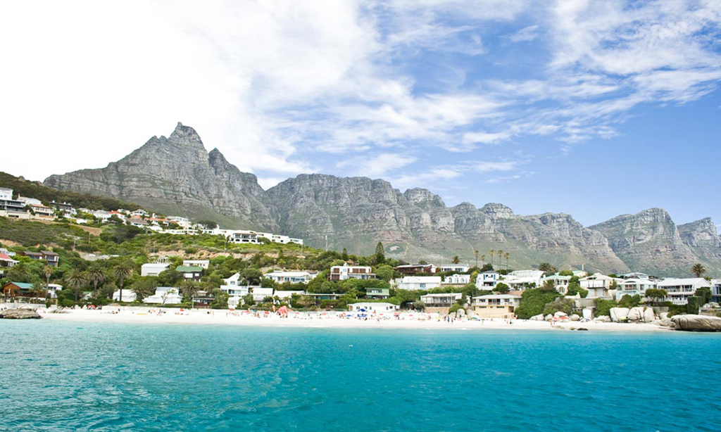 Пляж Клифтон в ЮАР, фото 7