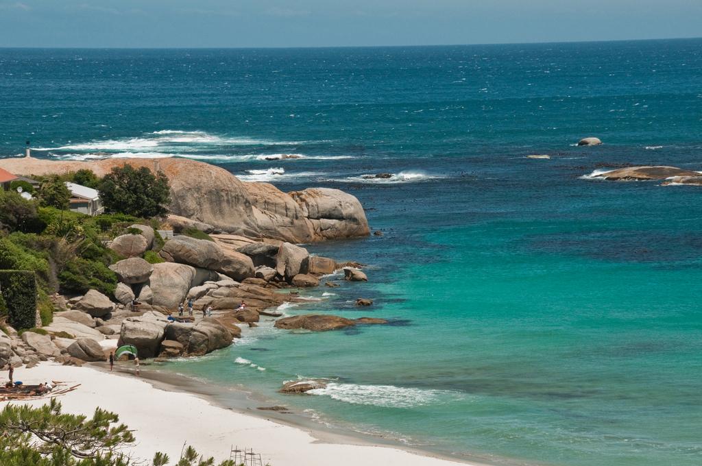 Пляж Клифтон в ЮАР, фото 8