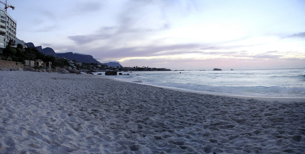 Пляж Клифтон в ЮАР, фото 11