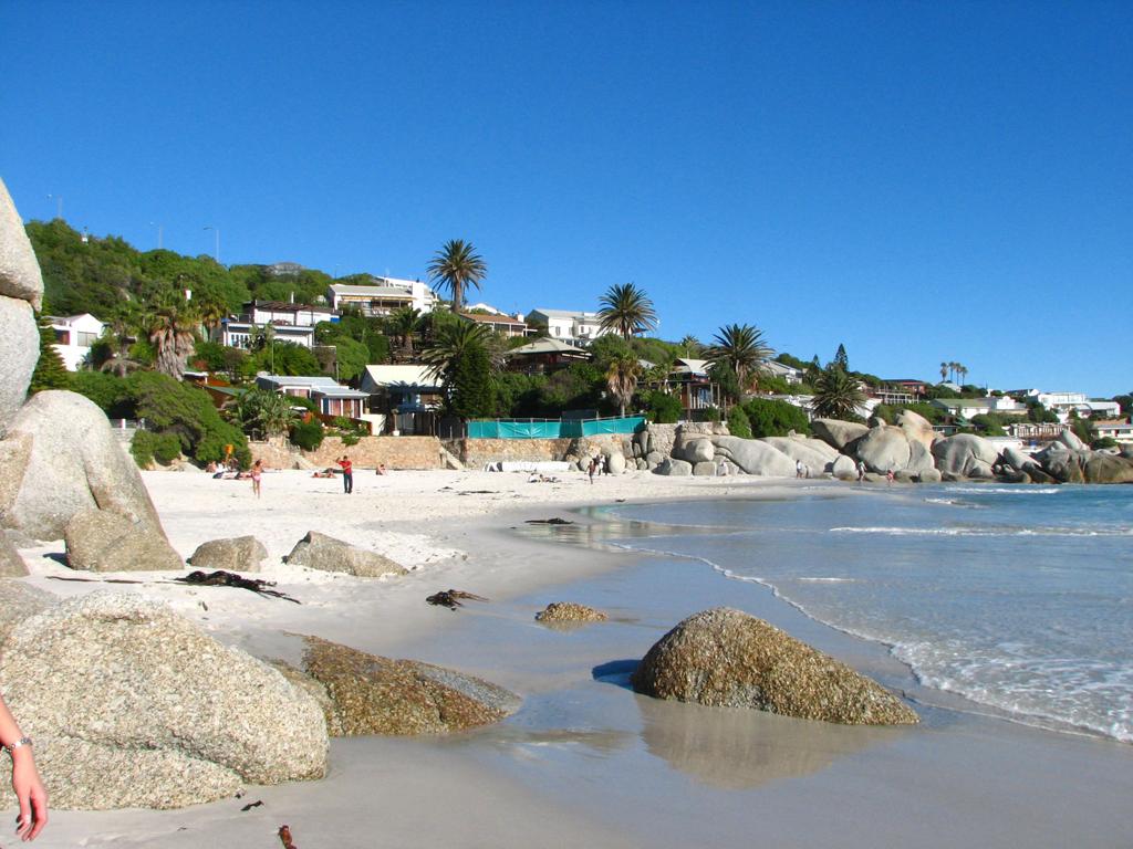 Пляж Клифтон в ЮАР, фото 14