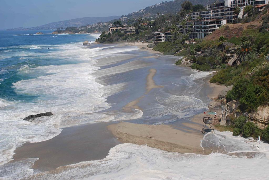 Пляж Лагуна Бич в США, фото 1