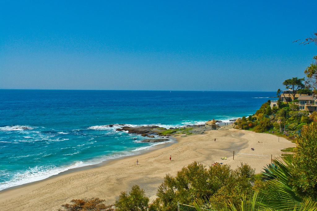 Пляж Лагуна Бич в США, фото 4