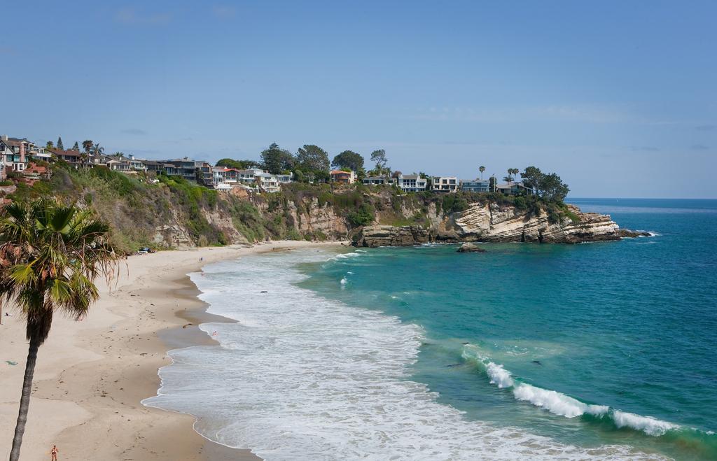 Пляж Лагуна Бич в США, фото 5