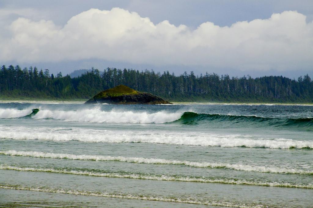 Пляж Лонг Бич в Канаде, фото 3