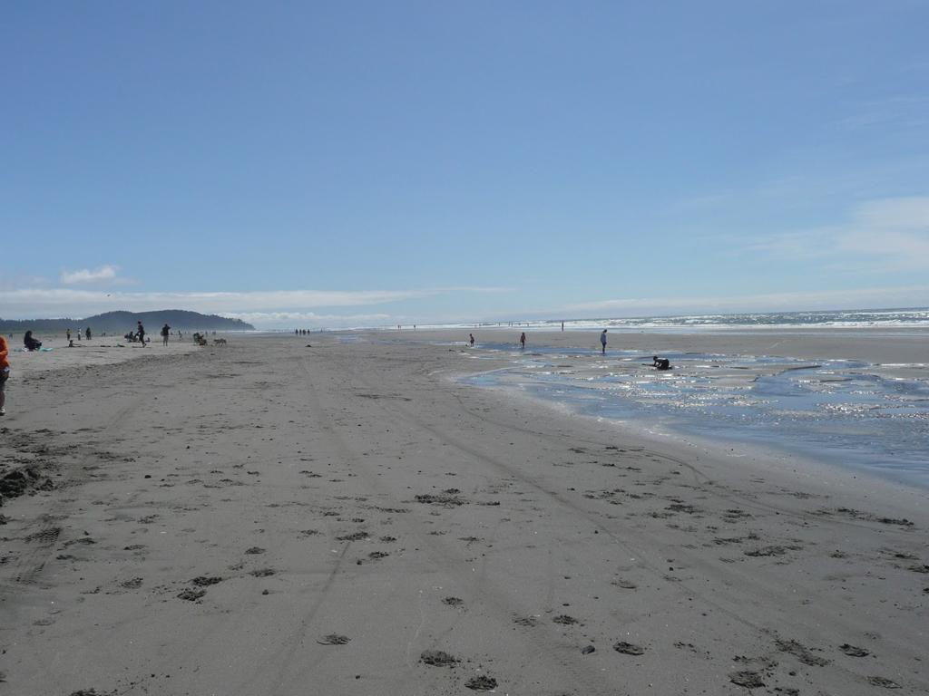 Пляж Лонг Бич в Канаде, фото 5