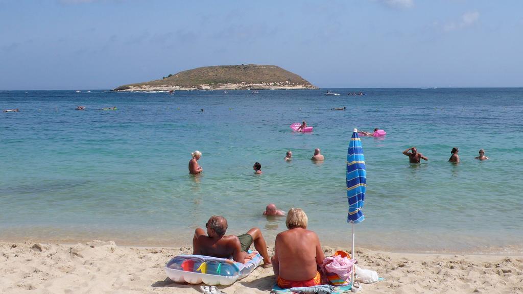 Пляж Магаллуф в Испании, фото 2