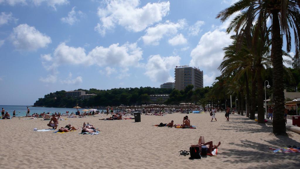 Пляж Магаллуф в Испании, фото 4