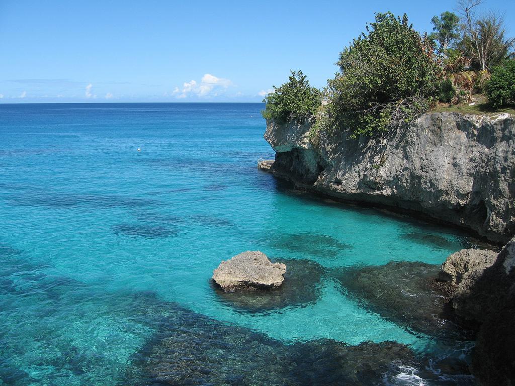 Пляж Негрил на Ямайка, фото 1