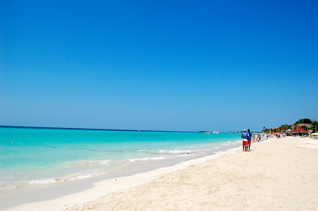 Пляж Негрил на Ямайка, фото 2