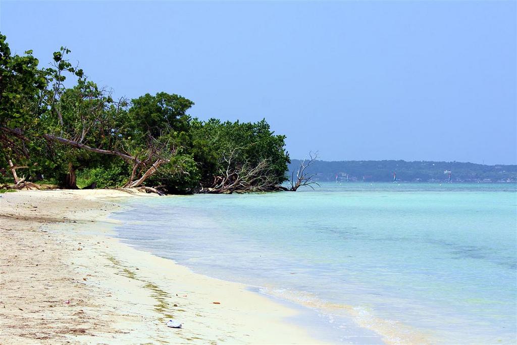 Пляж Негрил на Ямайка, фото 5